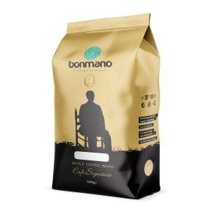 قهوه تک خاستگاه کلمبیا بن مانو