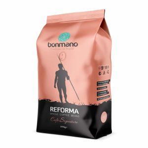 قهوه اسپرسو ریفورما بن مانو