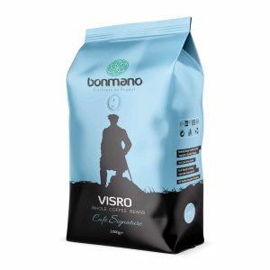 قهوه اسپرسو ویسرو بن مانو