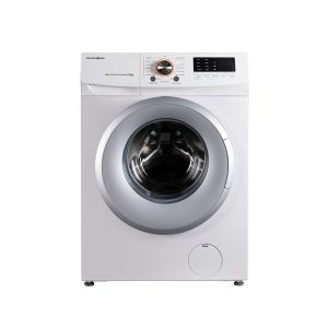 ماشین لباسشویی پاکشوما مدل TFU-63100WS ظرفیت 6 کیلوگرم سفید با در سیلور