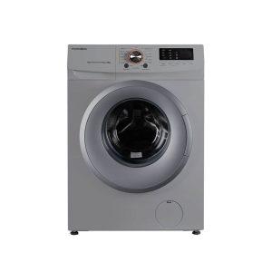 ماشین لباسشویی پاکشوما مدل TFU-63100 ظرفیت 6 کیلوگرم سیلور